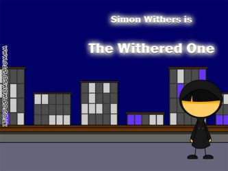 The Withered One - Wallpaper by darlosworld