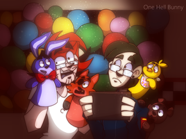 FNAF the musical by One-hell-bunny