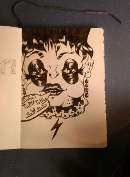 moleskine  content 30 by rejectsocietyfx