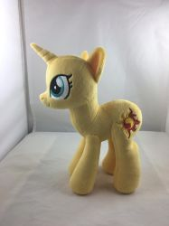 New Pony Prototype - Pattern Available Soon by PlanetPlush