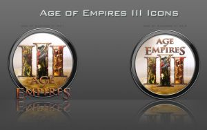 Age of Empires III Icons by zahnib