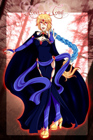 [M.I] Event Halloween - Witch Lazuli by Niranei