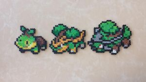 Turtwig Family - PB Sprite Set