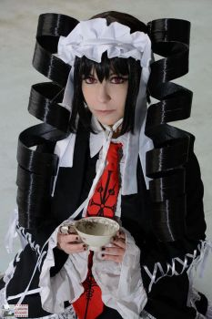 Celes Cosplay by Bexxin
