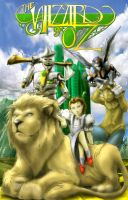 Wizard of Oz by shawnr22