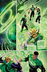 Green Lanterns #42 page 3 COLOR by vmarion07