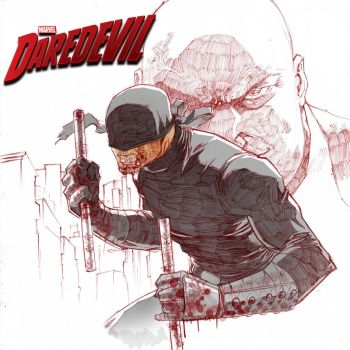 Marvel's Daredevil Netflix TV series Tribute by madstanlee