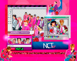 Pack Png 214 | NCT 127| #1 by IDreamWithFire