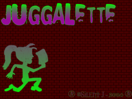 Juggalette Grafiti by Silent-J