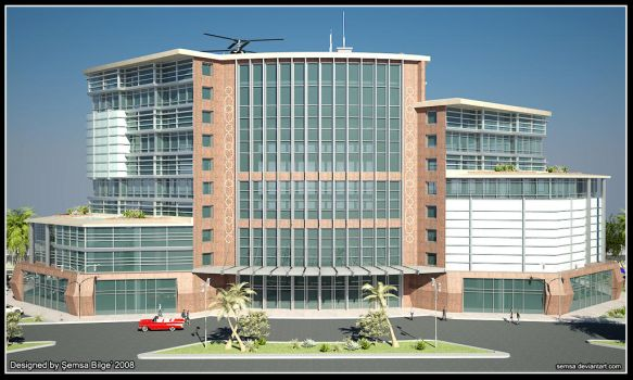 Office Building Part 3 by Semsa