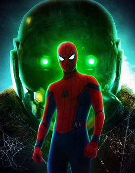 Spider-Man: Homecoming (2017) Poster 1 by CAMW1N