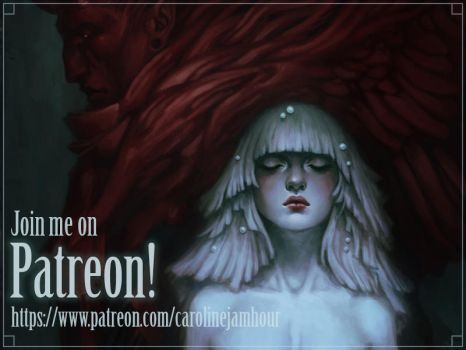 I'm on Patreon! by aeryael