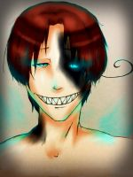 Fauchereve: Dat smile colored omg- by C-cTwo