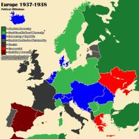 AltHist Europe Map 1937 Part 2 by DaemonofDecay