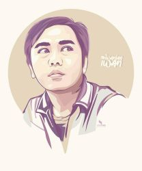 Vector Portrait by opparudy