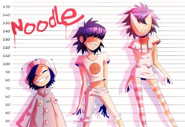 -NOODLE- by Glamist
