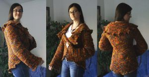 Round sweater by knotsme