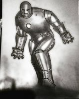 Iron Man Mark I by AldoRaine13