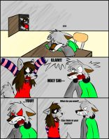 ANOTHER NAMELESS COMIC :pg 1: by x-Wolfeh-x