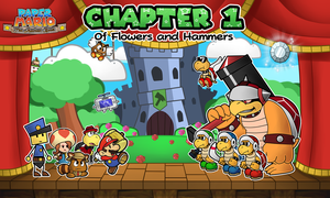 PM:TAB ~ Chapter 1: Of Flowers and Hammers by Zieghost