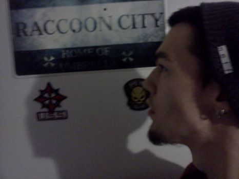 Me in Raccoon City by TheConsolidation