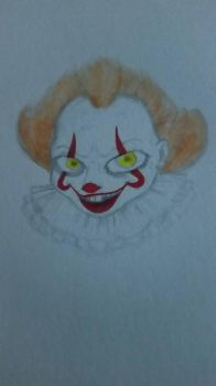 Pennywise by Sushirolsss