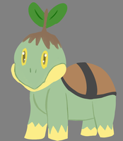 Turt The Twig by swagdoggos