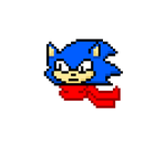 Pixel Sonic by Shadow--Force