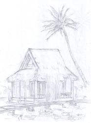 A bungalow in Garut, Indonesia by Alteaven
