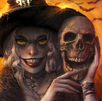 Halloween Rendezvous by ExCharny