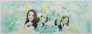 [Share PSD] BLUE SHEEP by Fleurouges
