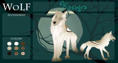Kasmira WoLF Application ((INACTIVE)) by C3lestialWolf