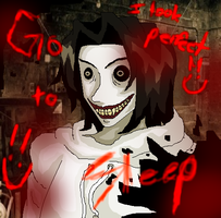Jeff the Killer by AngelKiller666