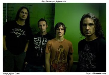 Gojira - band promo 1 by MrSyn