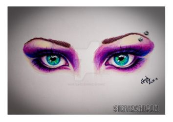 Eye-magick by stephalynnd
