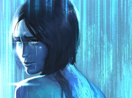 A Promise to Keep - Tribute to Cortana by Raaamen