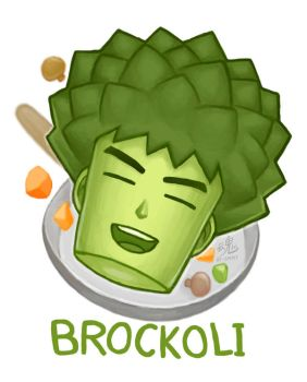 Brockoli by Ry-Spirit