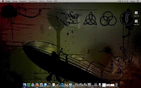 Mac OS X Leopard Theme by rocktoberchild