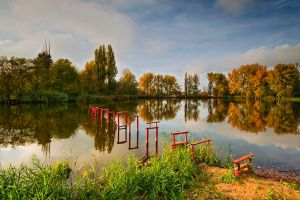 silent scape II by arbebuk