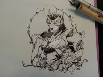 Inktober2016_03 by crimson-nemesis