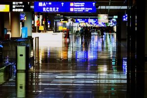 airport by Mittelfranke