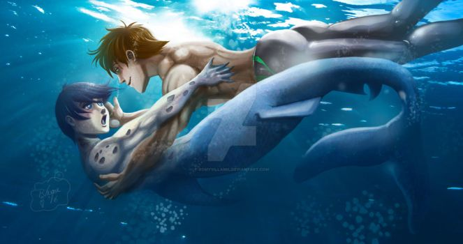 MAkoharu love by RomyVillamil
