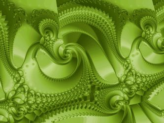 Green Steel by Thelma1