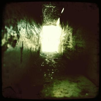 Light at the End of the Tunnel by Alizzo