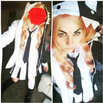 Cosplay: Junko Enoshima (Dangan Ronpa) by TheMissShadowLovely