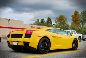 Classic Gallardo by SeanTheCarSpotter