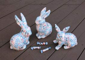 White Rabbits by Madelei