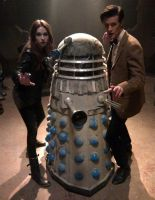 The Old Daleks Are Back by WhovianForLife