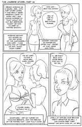 Lingerie Store [Part 16] by pinkbrassiere