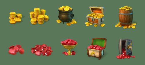 Store Items by roma-n